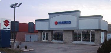 Suzuki Chateaugay